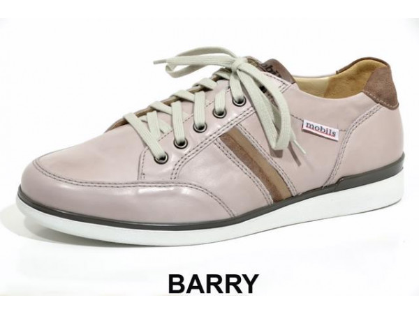 barry leather